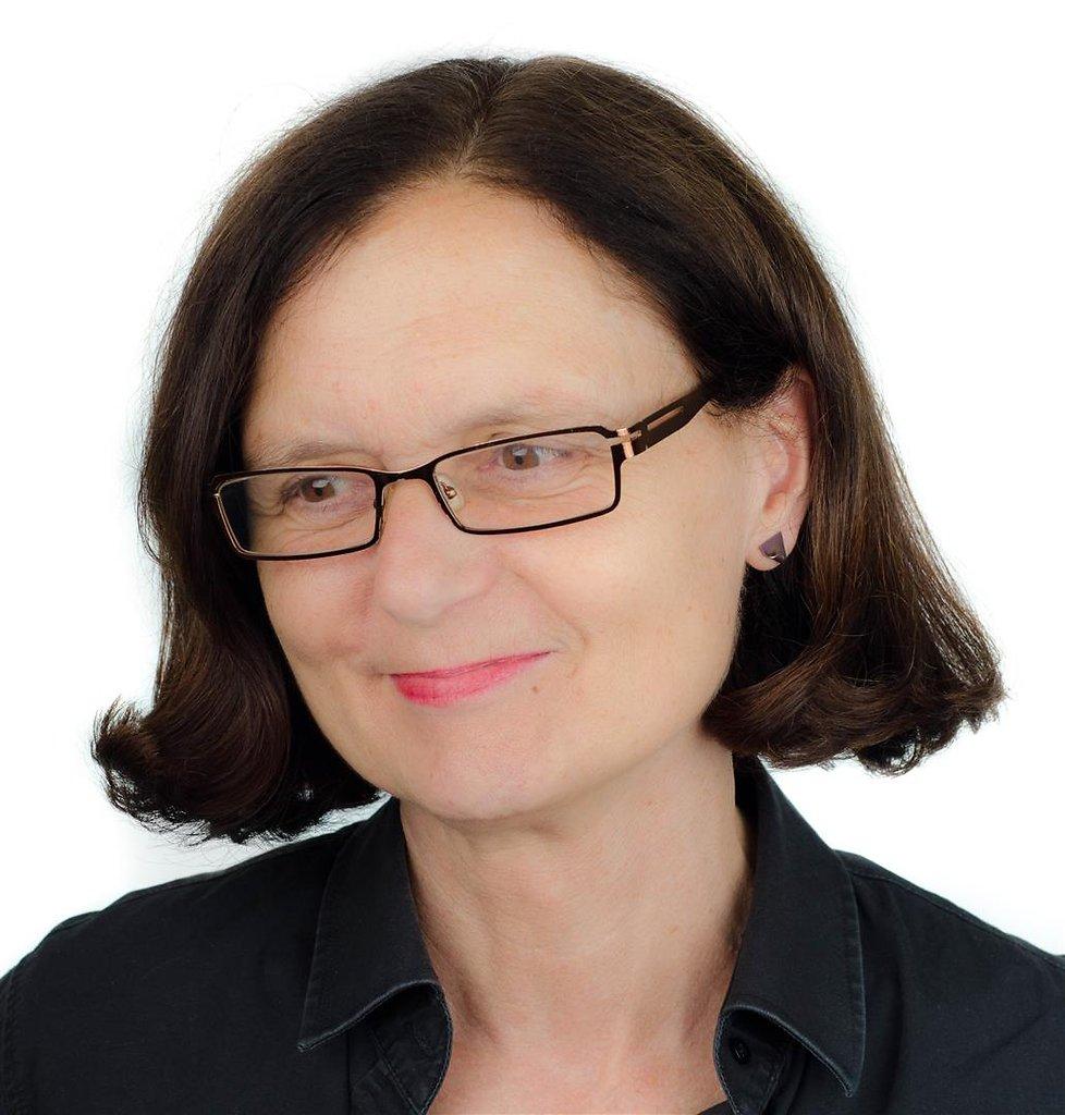 Portret van Rita